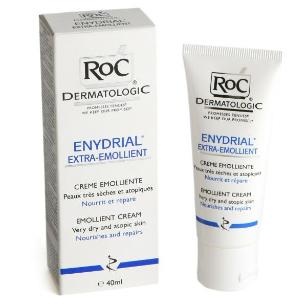 roc enydrial extra emollient cream 40ml health beauty. Black Bedroom Furniture Sets. Home Design Ideas