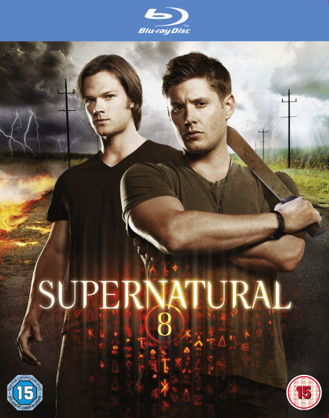Supernatural - Season 8 (Includes UltraViolet Copy)