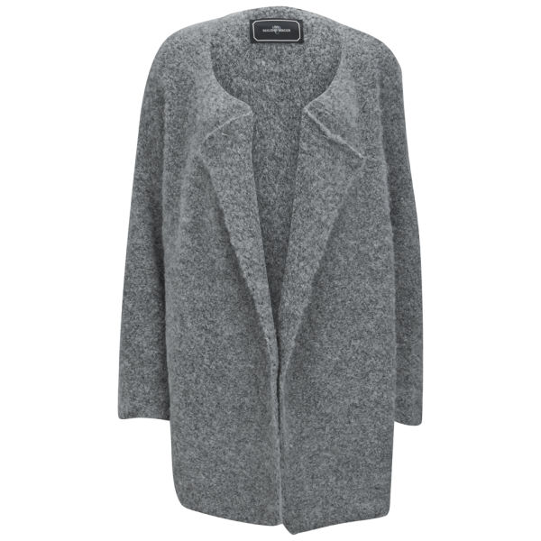 By Malene Birger Women's Knit Cardigan - Grey