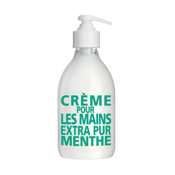 Compagnie de Provence Hand Cream - Mint Tea (300ml)
