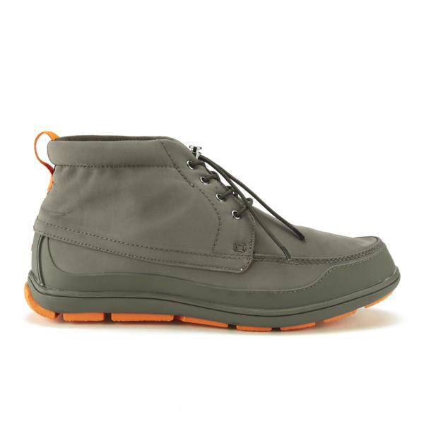 SWIMS Mens George Chukka Boots Mud Image 1