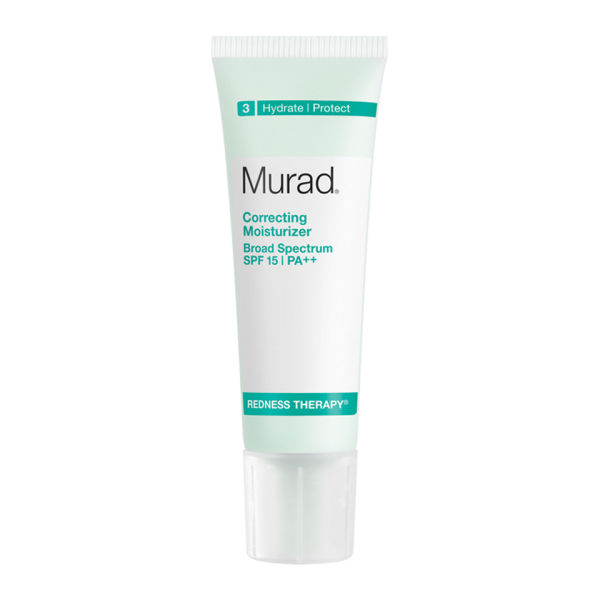 Murad Correcting Moisturizer SPF15 (Redness Therapy) 50ml