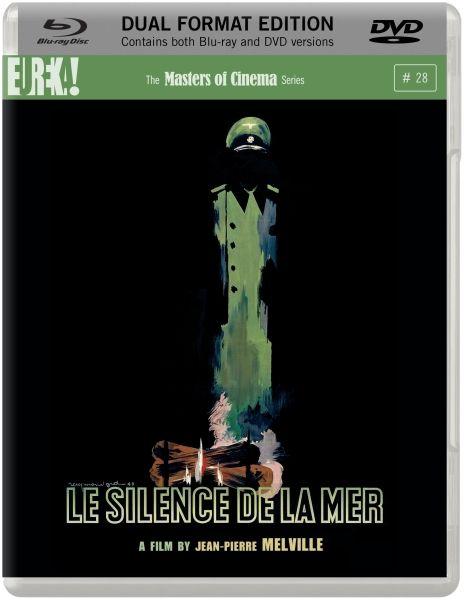 Le Silence de la Mer (édition double format Blu-ray + DVD )