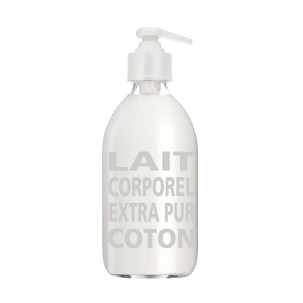 Compagnie de Provence Body Lotion - Cotton Flower (300ml)