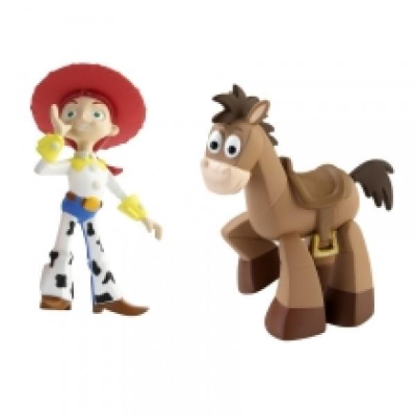 Toy Story 3 buddy Pack Jessie  Bullseye Toys  TheHutcom