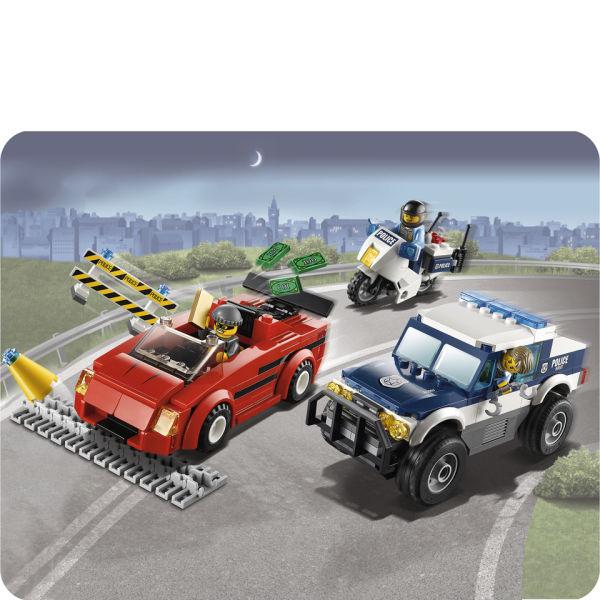 LEGO City: High Speed Chase (60007) Toys | Zavvi Australia