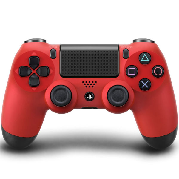 Sony PlayStation 4 DualShock 4 Controller - Magma Red: Image 01