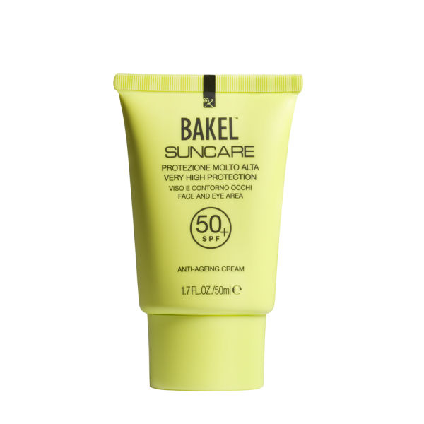 BAKEL Suncare Very High Protection Face and Eye Area SPF50+ (1.7 oz.)
