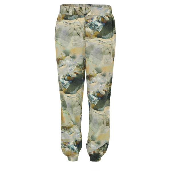 Gestuz Women's Erie Printed Silk Trousers - Multi