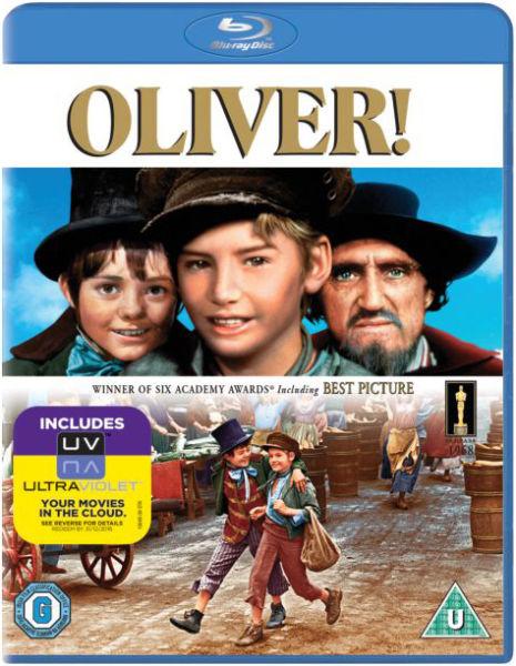 Oliver (Includes UltraViolet Copy)