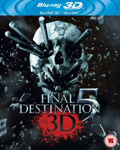 Final Destination 5 3D (Includes 2D Version)