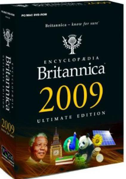 Britannica 2009
