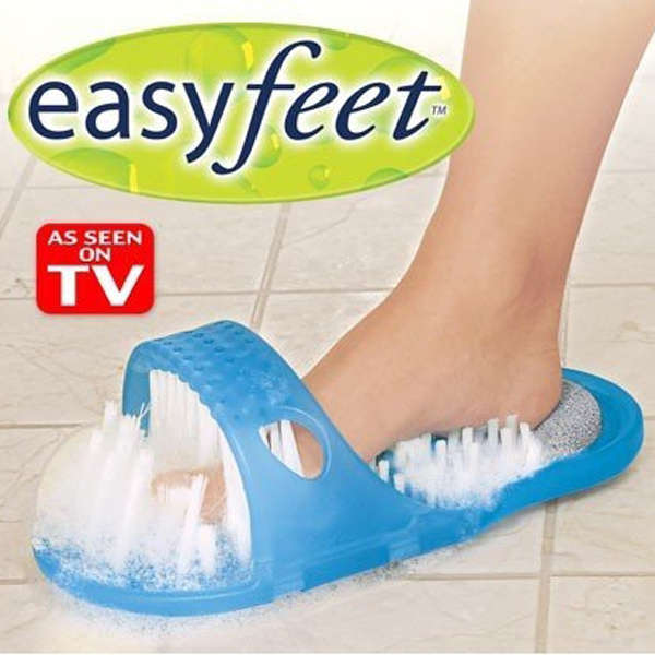 how to keep feet clean and white