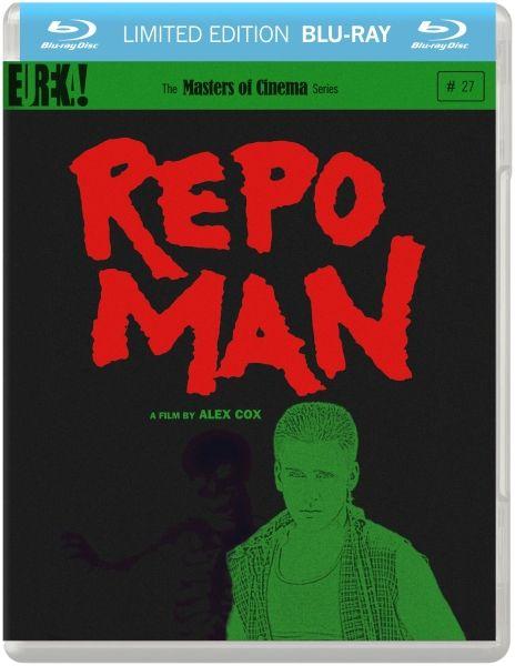Repo Man [Masters of Cinema]