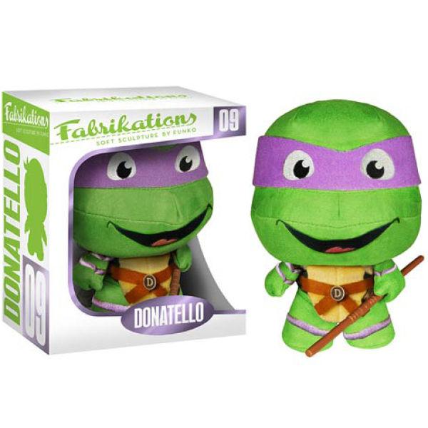 Teenage Mutant Ninja Turtles Donatello Fabrikations Plush Figure