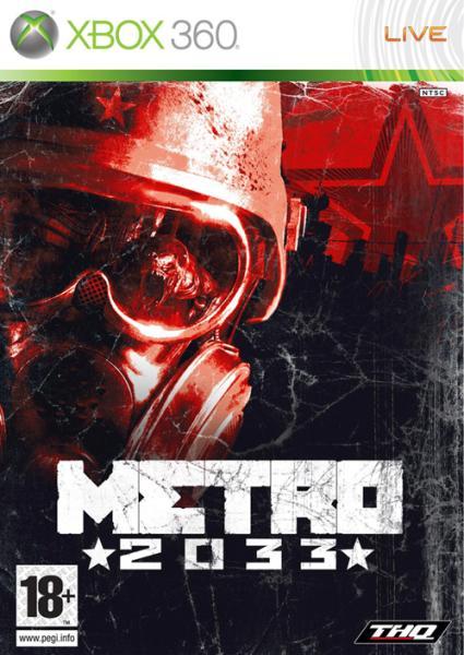 Metro 2033 (with Free Xbox Live Avatar Item)