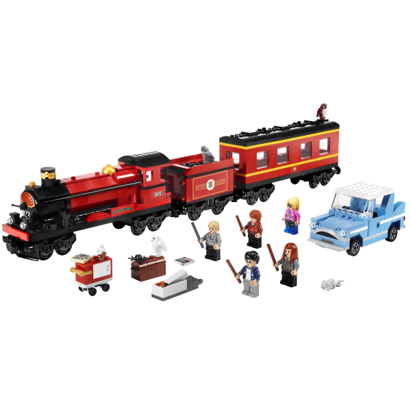 Lego harry potter hogwarts express 4841 image 1