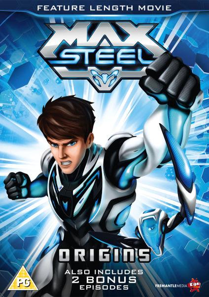 Max Steel Origins