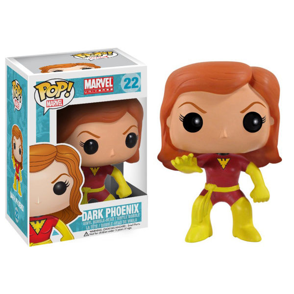 Marvel Dark Phoenix Pop! Vinyl Figure