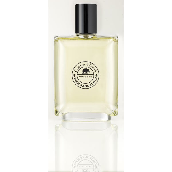 Crabtree & Evelyn Indian Sandalwood Cologne (100 ml)
