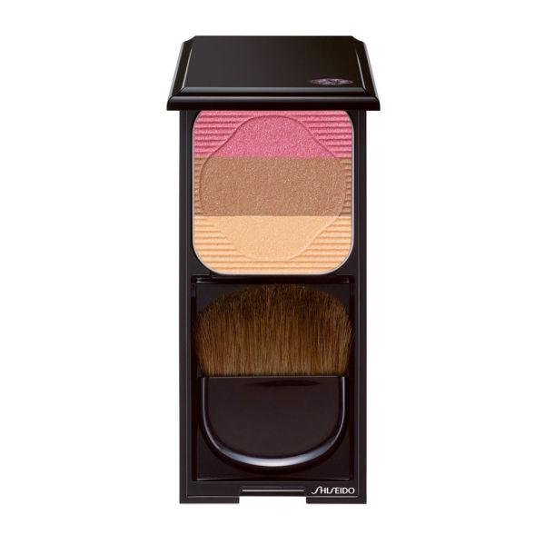 Face Color Enhancing Trio, RS1, dans la teinte pruneaude Shiseido 7g