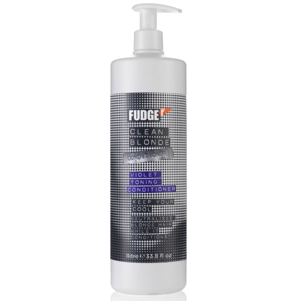 Clean Blonde Violet Conditionerde Fudge (1000ml)