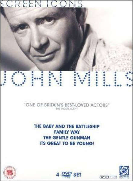 John Mills - Collection: Screen  Icons