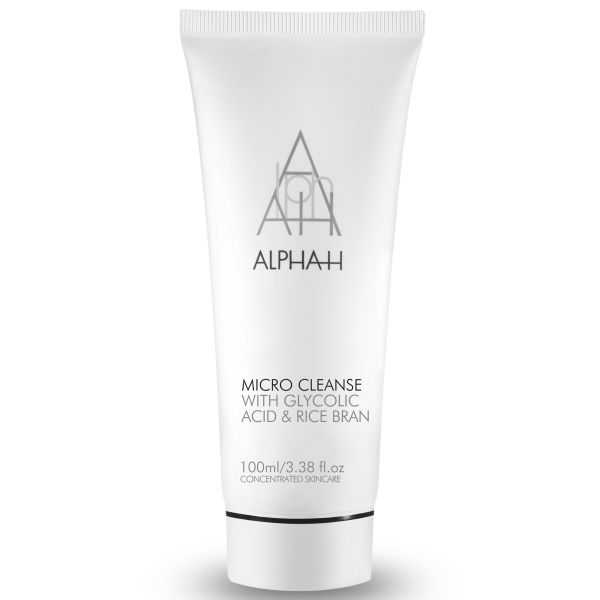 Alpha-H Micro Cleanse With 12% Glycolic Acid (100 ml)