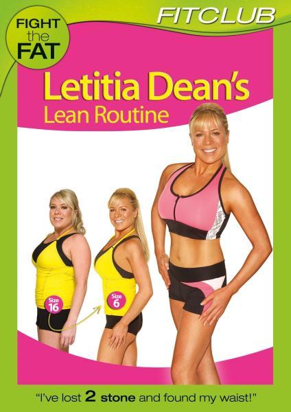 Letitia Dean's Lean Routine