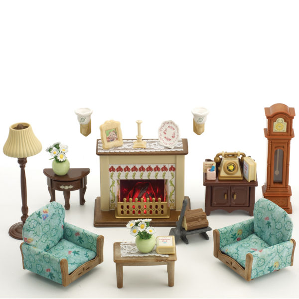 Sylvanian Families Drawing Room Set