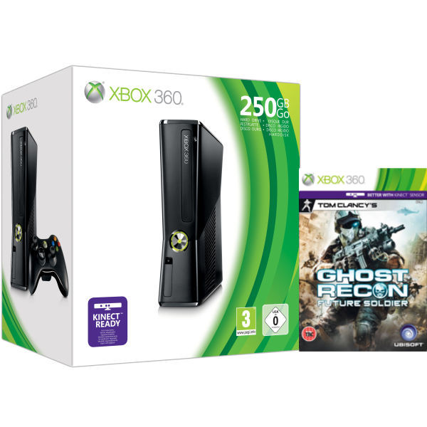 Xbox In The Future : Xbox gb console bundle includes tom clancy s
