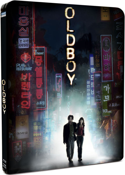 OldBoy - Steelbook Edition