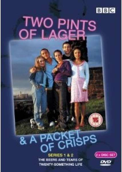 Two Pints of Lager and a Packet of Crisps - Series 1-2