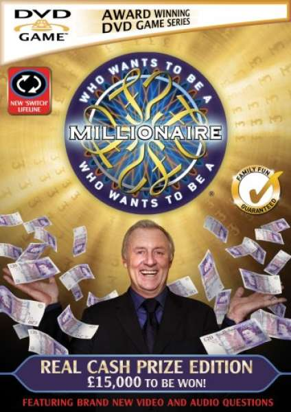 Who Wants To Be A Millionaire - Real Cash Prize Edition