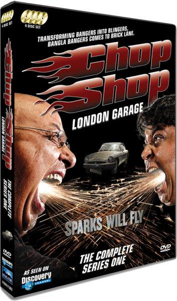 Chop Shop: London