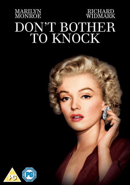 Don T Bother To Knock Studio Classics Dvd Zavvi