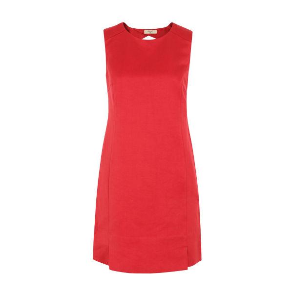 Paul by Paul Smith Women's F463 Shift Dress - Red