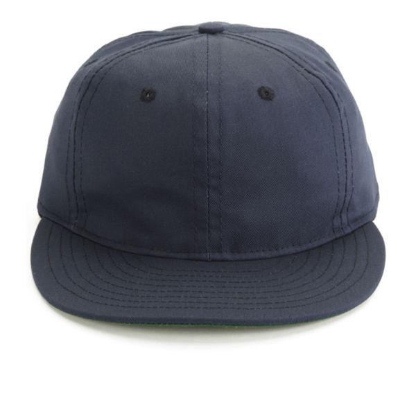 Ebbets Field Flannels Plain Cap - Sax Blue