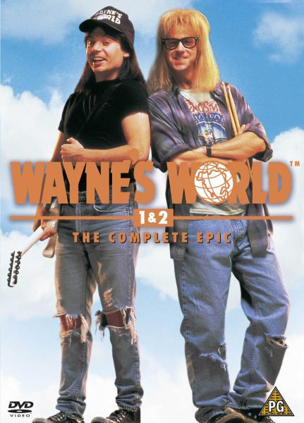 Waynes World 2 Dvd Zavvi