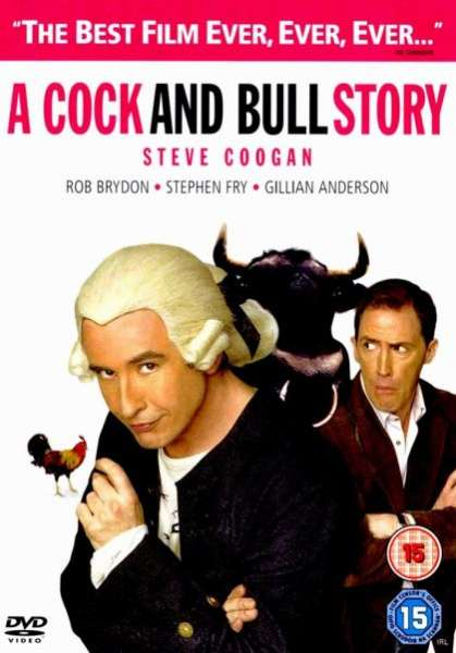 Tristram Shandy A Cock And Bull Story Dvd Zavvi