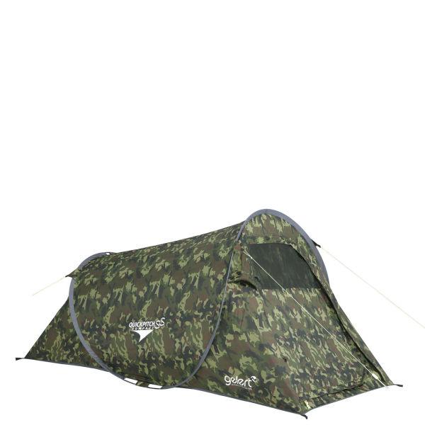 Gelert Quickpitch SS Compact Tent - Army Camo Image 1  sc 1 st  Zavvi USA & Gelert Quickpitch SS Compact Tent - Army Camo Garden | Zavvi USA