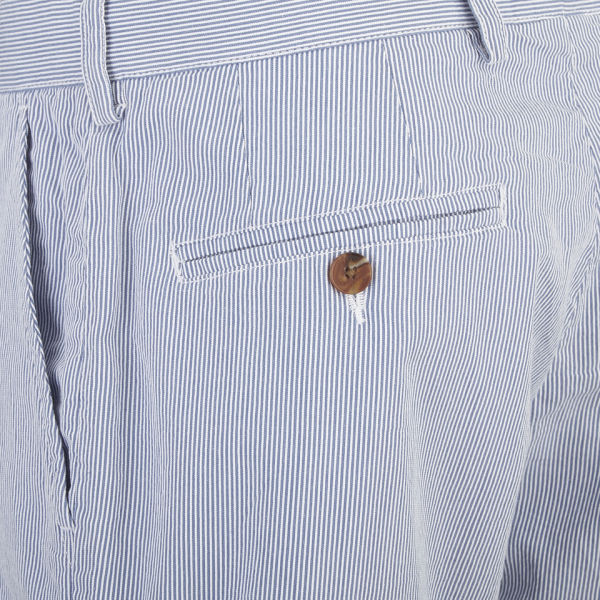 French Connection Men's Shirting Surprise Kent Stripe Shorts ...