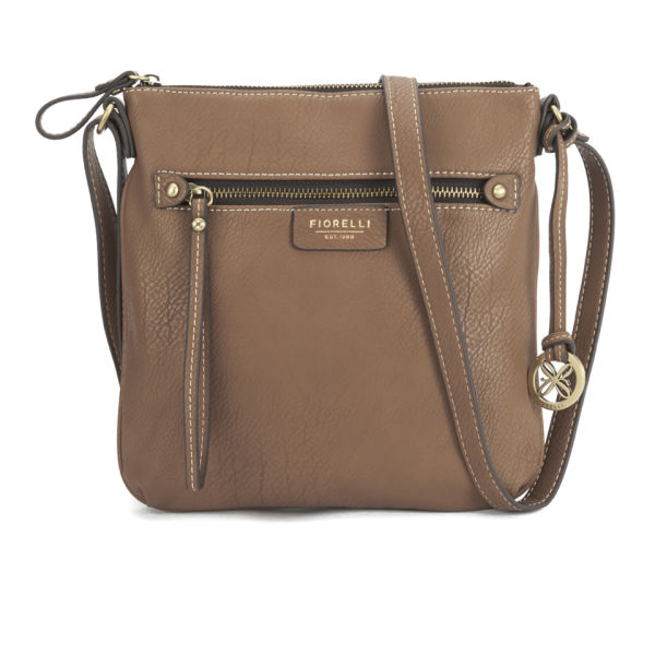 Fiorelli Phoebe Cross Body Bag Tan Image 1