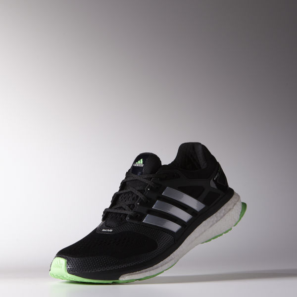 adidas energy boost 2 black green
