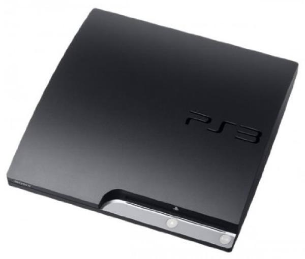 ps3 slim 160gb console games consoles zavvi. Black Bedroom Furniture Sets. Home Design Ideas