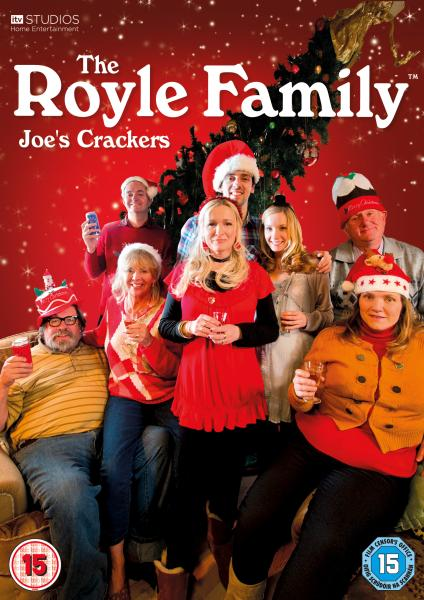 The Royle Family Joes Crackers Dvd Zavvi