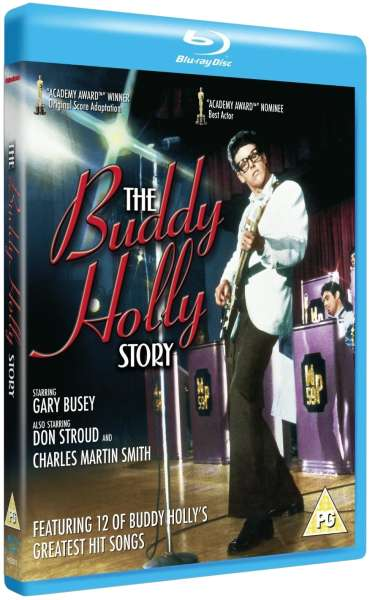 The Buddy Holly Story Blu-ray | Zavvi