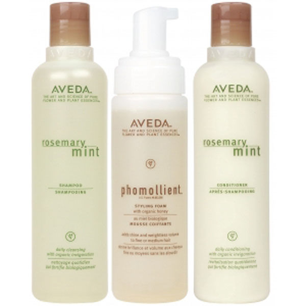 aveda fine hair pack (3 products) | free shipping | reviews