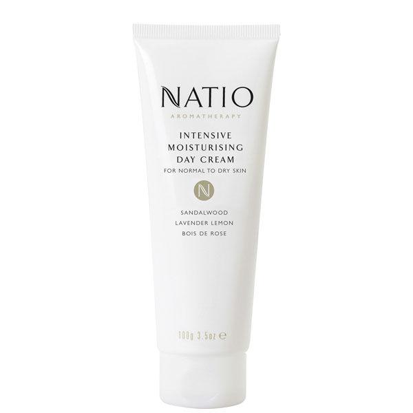 Crème de jour hydratante intensive de Natio (100g)