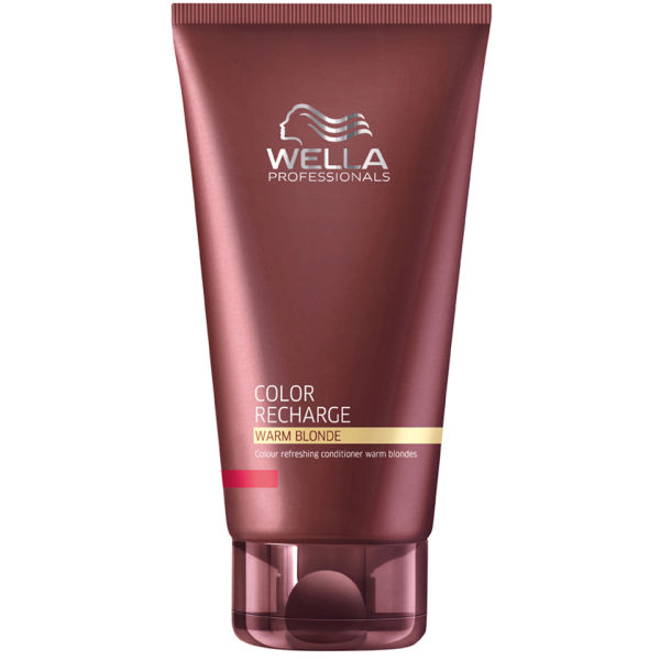 Wella Professionals Color Recharge Conditioner Warm Blonde (6.8oz)